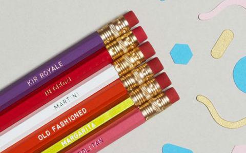 世界中のオシャレな鉛筆が大集合!新オープンの銀座ロフトに登場する『PENCIL BAR』が楽しそう♪