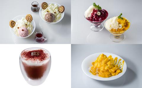 クマさんから贅沢ショコラまで…!表参道ヒルズで個性豊かなかき氷を食べ比べしたい☆