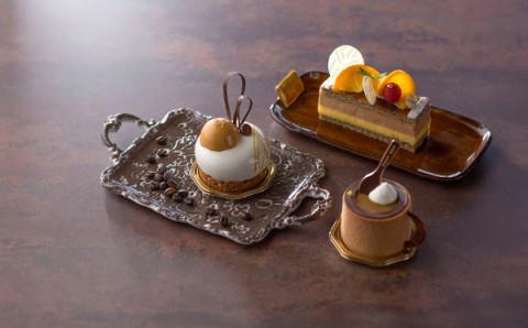 大人のティータイムに!シェラトン・グランデ・トーキョーベイ・ホテルにコーヒー&紅茶のスイーツが登場