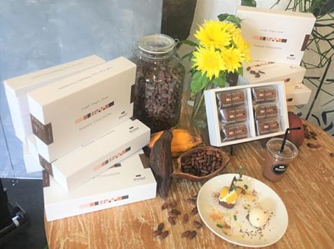 一口で大人気分。ビーントゥーバー・チョコレート「ミニマル」の新作ベイクドチョコを食べてきた♩