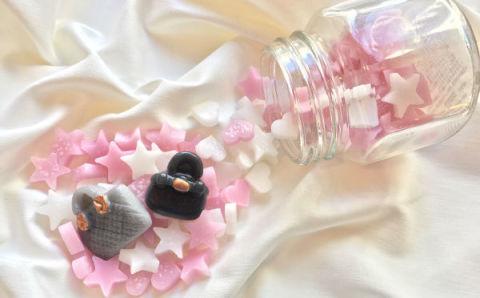 まるで砂糖菓子みたい♪「SWATi」の金平糖をモチーフにしたキャンドルが大人かわいい♡