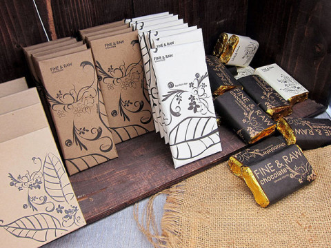 NYチョコがジャンクでクリエイティヴに進化中「愚かさとチョコレートを通じて世界を救う」