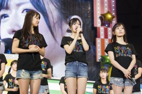 NMB48須藤凜々花が涙の謝罪「全部傷つけた」 木下百花号泣「君の謝罪は聞き飽きた」