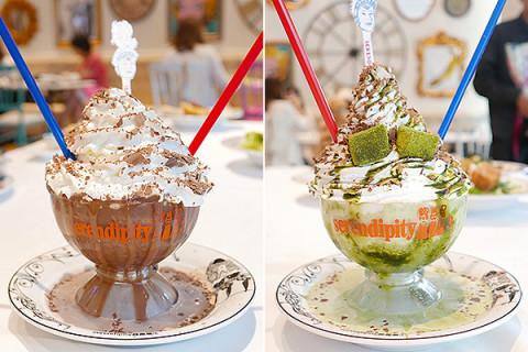 ニューヨークで愛されるデザートカフェ「セレンディピティスリー」が日本上陸!至福の特大スイーツを食べてきた