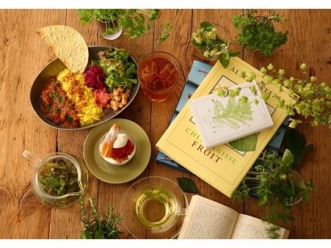 夏の夜を本と楽しむ。Afternoon Teaとクウネルのコラボ第2弾!