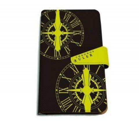 『時間の支配者』LINEスタンプが登場! 8月末に発売される手帳型マルチケースもCOOLすぎる!?