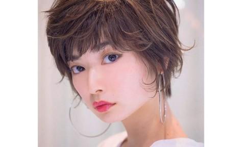 流行りのショートスタイルで見る☆『印象』ガラッと♪3つの人気前髪*