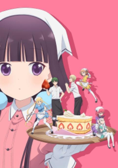 10月放送のアニメ『ブレンド・S』第二弾キービジュアル、追加キャストを発表