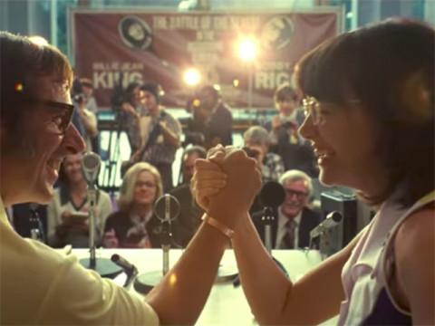 エマ・ストーンが同性愛者のテニス選手を演じる。本当にあった「男女の闘い」
