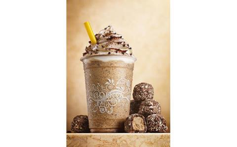 ゴディバのショコリキサー新作は濃厚チョコ×カプチーノ!ほのかなコーヒーの香りにうっとり♡