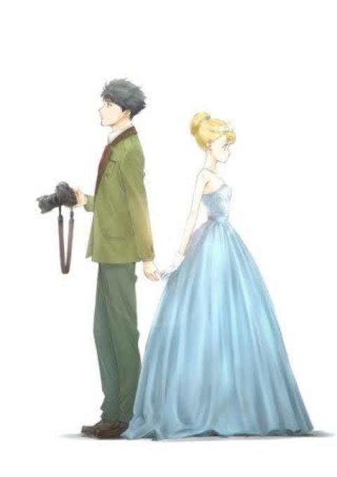 オリジナルアニメ『多田くんは恋をしない』キービジュアル、スタッフ情報が公開