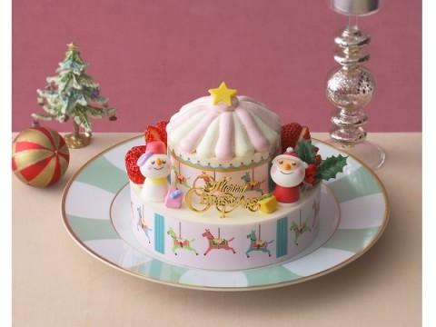 種類豊富!コージーコーナー「クリスマスケーキ」予約開始