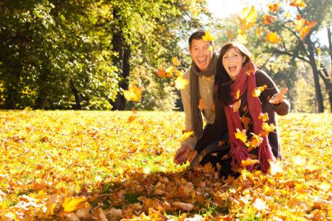 恋愛が深まる秋にやっておきたい3つの巡り