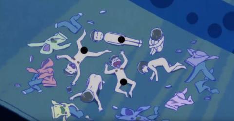 おそ松さん 第2期 第2話「 祝・就職!! 」「 超洗剤 」【感想コラム】