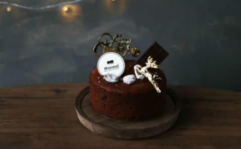 大人の聖夜にぴったり♡ビーントゥバー専門店「ミニマル」に初めてのクリスマスケーキが登場