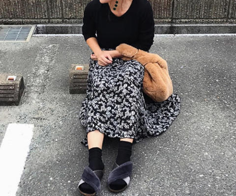 GUのファートートバッグがかわいい♡トレンド感もGETできるおすすめコーデをチェック!