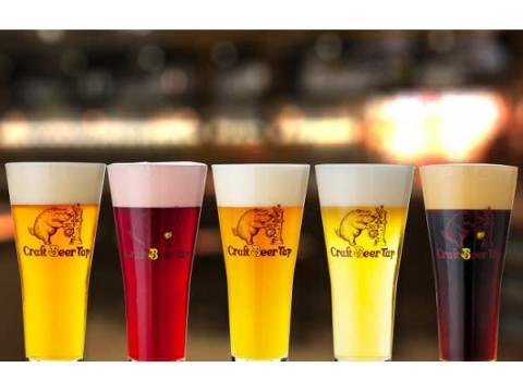 ビールもフードも充実!「クラフトビールタップ」関西初出店