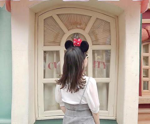 今ドキ女子大生のディズニー事情♡パーク内で撮るべき写真スポットをレクチャー