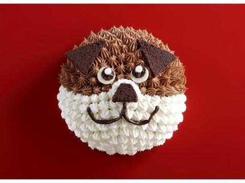 2018年の干支「戌」のケーキで、1年をキュートにスタート!