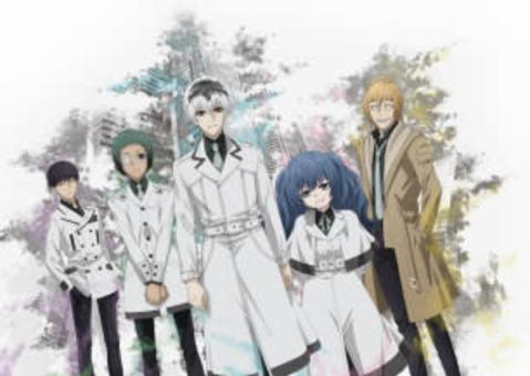 TVアニメ『東京喰種トーキョーグール:re』2018年4月より放送 新PVも解禁