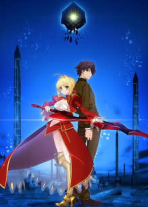 『Fate/EXTRA Last Encore』キービジュアル第4弾・PV第3弾が公開