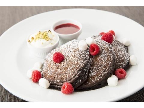 """サラベスのバレンタインパンケーキは""""チョコレートの爆発""""!"""