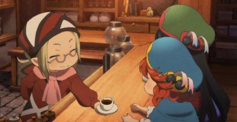 TVアニメ『 ハクメイとミコチ 』第1話「きのうの茜 と 舟歌の市場」【感想コラム】