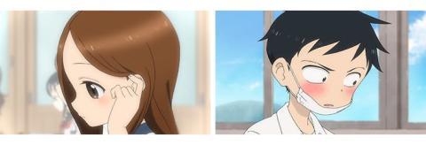 TVアニメ『 からかい上手の高木さん 』第4話「掃除当番」「逆上がり」「風邪」「尾行」【感想コラム】