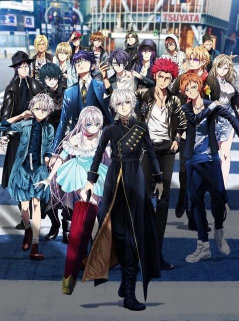 劇場アニメ『K SEVEN STORIES』ポータルサイトオープン