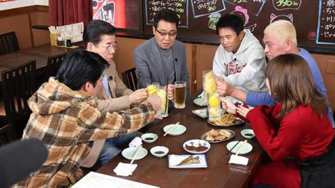 五木ひろし、西川きよしがロケ「本音でハシゴ酒」のお店紹介in大森