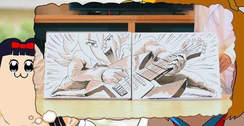 TVアニメ『 ポプテピピック 』第7話「ヘルシェイク矢野」【感想コラム】