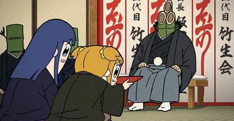 TVアニメ『 ポプテピピック 』第8話「飯田橋の昇竜 ~復讐のピピ~」【感想コラム】