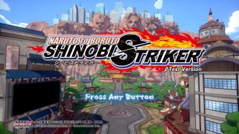 『 NARUTO TO BORUTO シノビストライカー 』のオープンβテストを遊んでみた! 壁を走り、クナイを飛ばし、好きな忍術を使いまくれる!!