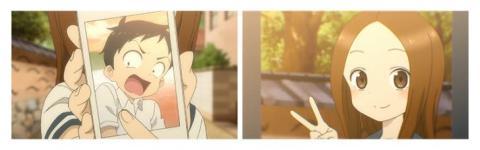 TVアニメ『 からかい上手の高木さん 』第9話「ケータイ」「ホラー」「写真」【感想コラム】
