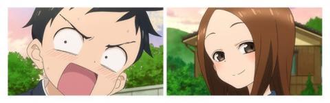 TVアニメ『 からかい上手の高木さん 』第10話「背比べ」「お誘い」「二択クイズ」【感想コラム】