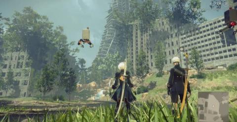 PS4版『 グランブルーファンタジー 』が楽しみor声優・悠木碧さん、石川由依さんのファンなら遊んでほしい! SF系アクションRPG『ニーア オートマタ』とは!?