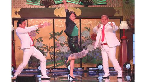 「恥ずかしい!」浅野ゆう子が40年ぶりにアイドル時代のヒット曲熱唱