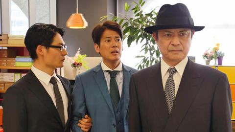 唐沢寿明が初出演!不倫が根絶された世界で、まさかの不倫を疑われ逮捕!?