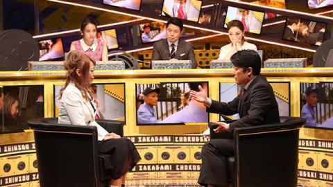 坂上忍vs脇坂英理子、白熱の議論が展開!