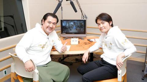 副音声企画・第3弾のゲストは、古沢良太!