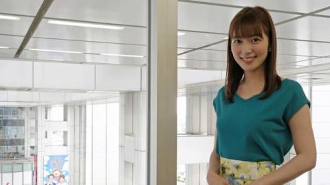 『めざましテレビ』お天気キャスター・阿部華也子の月イチ連載「空が好き」1