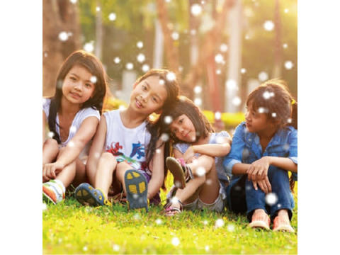 子供達の笑顔をつくる「福岡・アジアサマーフェスティバル」