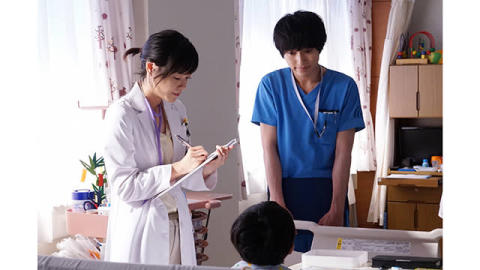 最高にピュアな小児外科医誕生!幼き命を守るために闘う医師たちの感動作