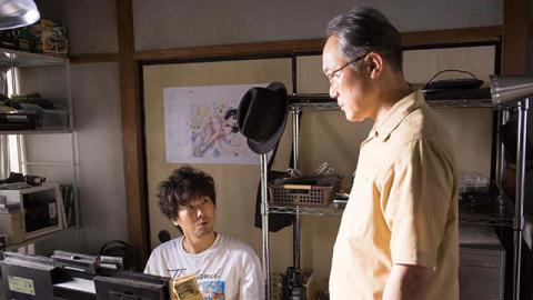 迫田孝也×山崎樹範「僕らが体感した、佐野史郎さんの凄さとは?」