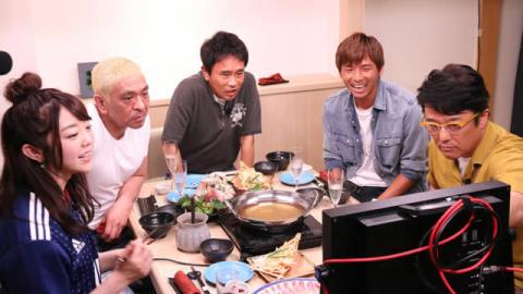 乾貴士、中尾明慶がロケ「本音でハシゴ酒」のお店紹介in新橋&四谷