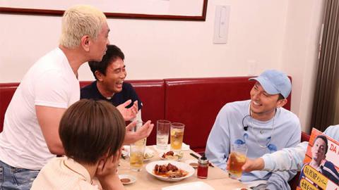 松本人志、新婚ISSAの浮気を心配&鈴木紗理奈「おっぱいは世界を救う」