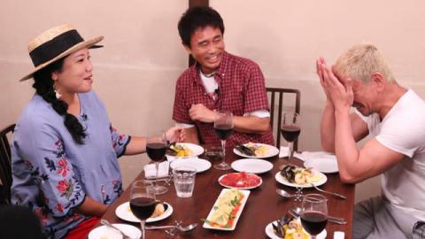 仲宗根泉、松本に「とぼけた顔しやがって」&爆笑必至の名曲「ヤシガニ」誕生