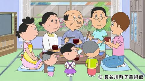 村上信五、サザエさん一家と食卓を囲み「驚くほど溶け込めた!」
