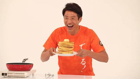 11代目くいしん坊!松岡修造が体を張って食の歴史&魅力を伝える!