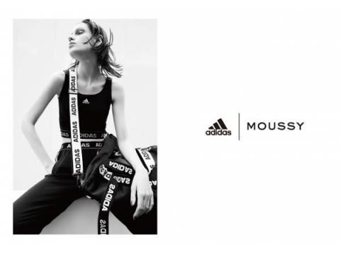 お洒落なYOGAアイテムも!adidas&MOUSSYのコラボ第4弾